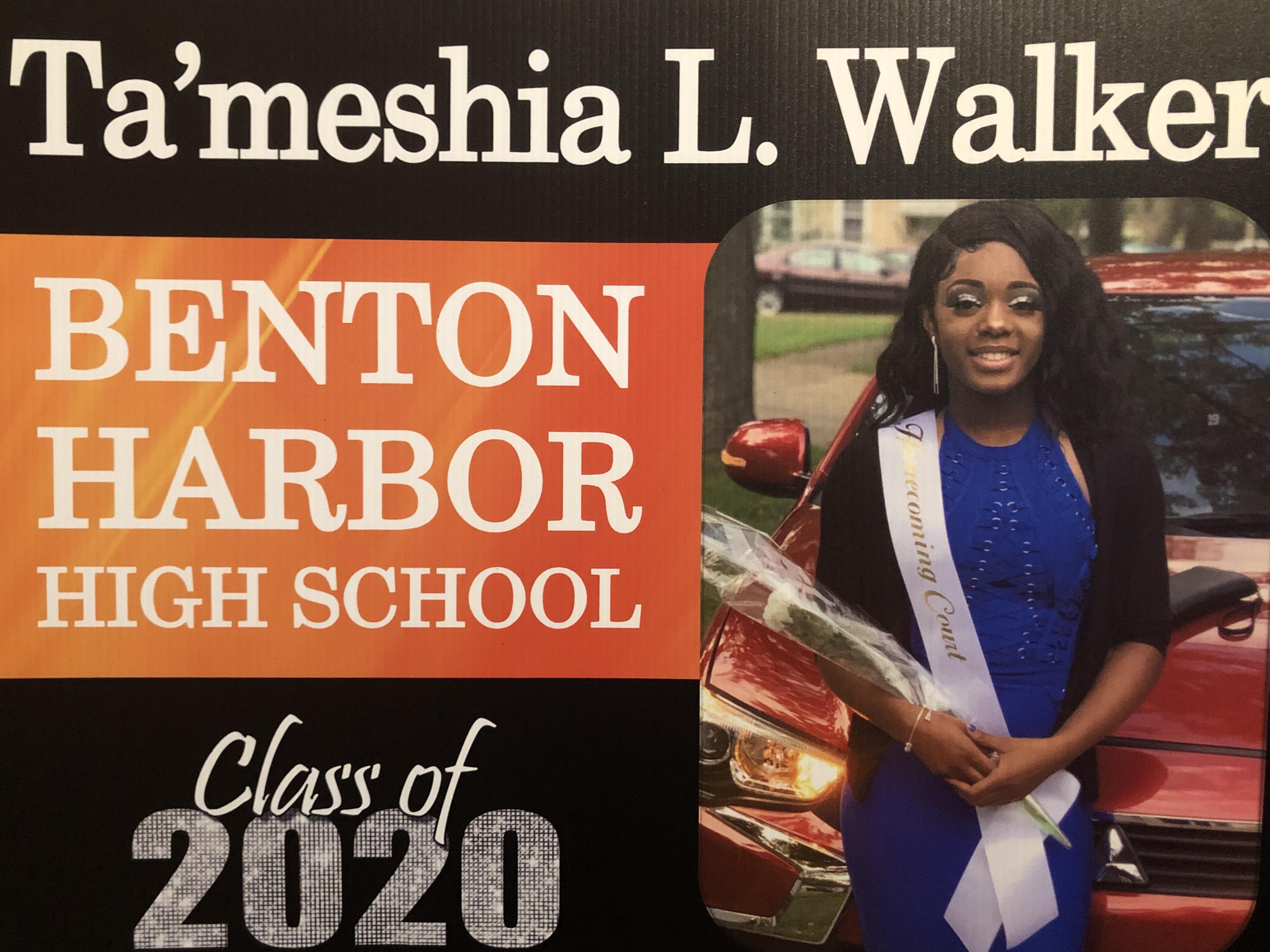 Tameshia Walker