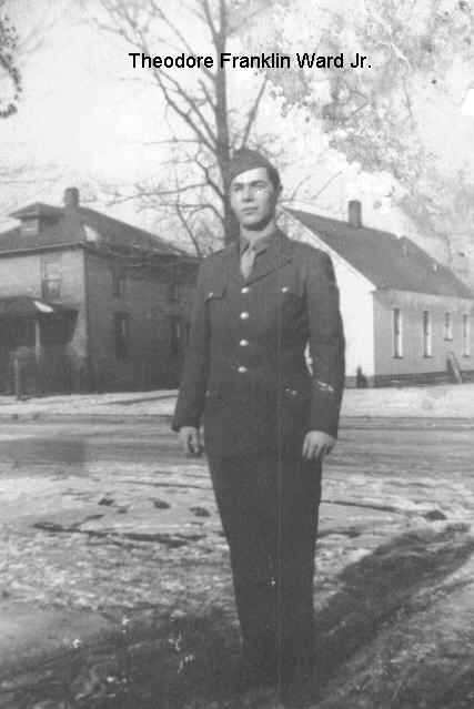 Theodore F. Ward Jr.